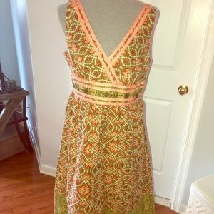 Beautiful Bohemian Look Dress
